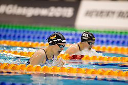 SCHULTE Daniela, FISHER Mary GER, NZL at 2015 IPC Swimming World Championships -  Women's 200m Individual Medley SM11