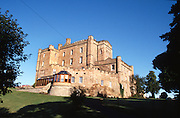 Dalhousie Castle, Bonnyrigg, Scotland..More than 800 years old, teenage Lady Catherine of Dalhousie was once deeply in love. Her parents however forbid her to see her young man. She then locked herself in the top room of the castle and starved herself to death. Legend has it that her lovelorn ghost roams the castle still to this day. Dalhousie Castle is now a renowned hotel, ironically a hotspot for lovers and newlyweds...Many of Scotland's castles are associated with ghosts, apparitions and strange noises. They have histories in some cases stretching back over 800 years. Some 150 Scottish castles are known to have this reputation. Apart from histories of murder, romance, and war, there were trials for witchcraft are recorded over several centuries. Fife county of Scotland is situated between the Firth of Tay and the Firth of Forth, with inland boundaries to Perth and Kinross and Clackmannanshire. It was originally one of the Pictish kingdoms, known as Fib, and is still commonly known as the Kingdom of Fife within Scotland.