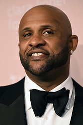 September 13, 2018 - New York, NY, USA - September 13, 2018  New York City..CC Sabathia attending the 4th Annual Clara Lionel Foundation Diamond Ball on September 13, 2018 in New York City. (Credit Image: © Kristin Callahan/Ace Pictures via ZUMA Press)