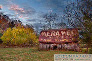 THE BARNS OF MERAMEC CAVERNS
