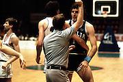 Europei Francia 1983 - Girone eliminatorio Limoges: Dino Meneghin