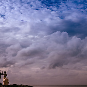 Natalie and Simon's destination wedding in Guam.