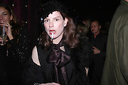 Jo Phillips. party given by Daphne Guinness for Christian Louboutin  after the opening of his new shopt.  Baglione Hotel. 16 March 2004.  ONE TIME USE ONLY - DO NOT ARCHIVE  © Copyright Photograph by Dafydd Jones 66 Stockwell Park Rd. London SW9 0DA Tel 020 7733 0108 www.dafjones.com