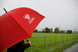 CARDIFF, WALES - Saturday, September 3, 2016: Canal Park, home of AFC Butetown during a postponed South Wales Alliance League Premier Division match. (Pic by David Rawcliffe/Propaganda)