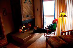 California: Condo lodging Northstar at Lake Tahoe.    Photo copyright Lee Foster.  Photo # cataho100196