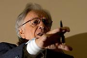 Belo Horizonte_MG, Brasil...Retrato do ex-presidente Itamar Franco...Portrait of ex-president Itamar Franco...Foto: LEO DRUMOND / NITRO