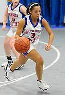 The Open Door girls varsity basketball team defeated visiting Lake Center Christian on January 14, 2011.