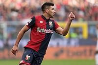 Genova - 28.11.2016 - Serie A - 14a giornata - Genoa-Juventus - Nella foto: Giovanni Simeone  - Genoa