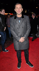 Scott Mills attends White Christmas Press Night at The Dominion Theatre, Tottenham Court Road, London on Wednesday 12 November 2014