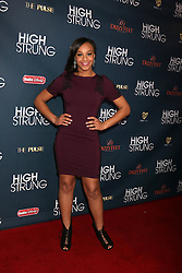 """Nia Sioux, at the """"High Strung"""" Premeire, TCL Chinese 6 Theaters, Hollywood, CA 03-29-16. EXPA Pictures © 2016, PhotoCredit: EXPA/ Photoshot/ Martin Sloan<br /> <br /> *****ATTENTION - for AUT, SLO, CRO, SRB, BIH, MAZ, SUI only*****"""