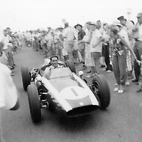 #1 Cooper, Jack Brabham winning the 1960 SA GP