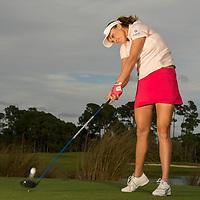 LPGA Pro Lexi Thompson for Golf Magazine