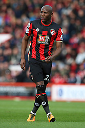 Benik Afobe of Bournemouth - Mandatory by-line: Jason Brown/JMP - Mobile 07966 386802 07/02/2016 - SPORT - FOOTBALL - Bournemouth, Vitality Stadium - AFC Bournemouth v Arsenal - Barclays Premier League
