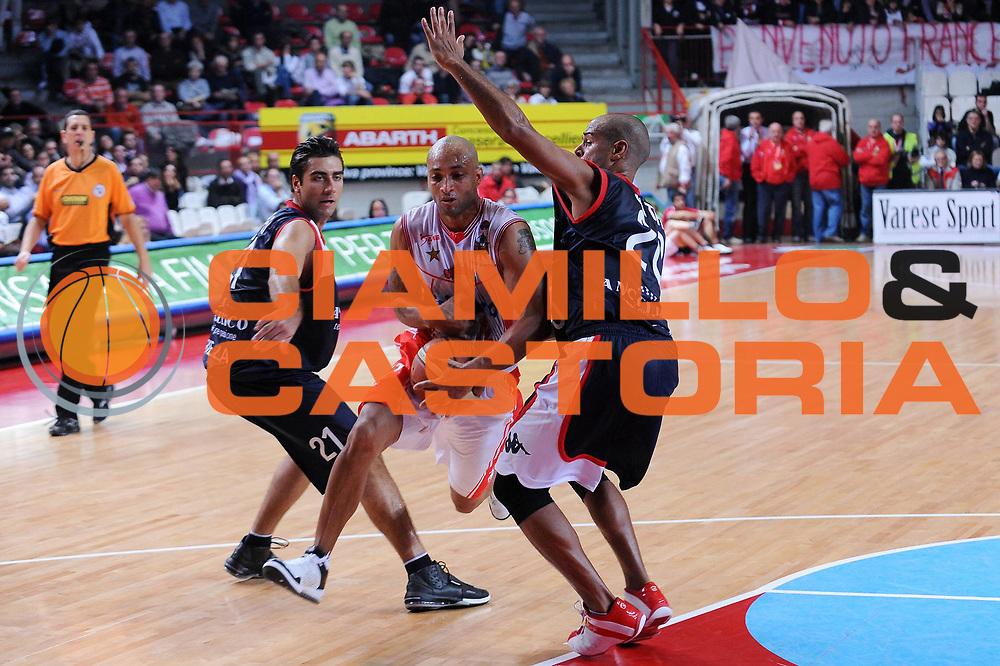 DESCRIZIONE : Varese Lega A 2009-10 Cimberio Varese Angelico Biella<br /> GIOCATORE : Randolph Childress<br /> SQUADRA : Cimberio Varese<br /> EVENTO : Campionato Lega A 2009-2010<br /> GARA : Cimberio Varese Angelico Biella<br /> DATA : 25/10/2009<br /> CATEGORIA : penetrazione<br /> SPORT : Pallacanestro<br /> AUTORE : Agenzia Ciamillo-Castoria/A.Dealberto