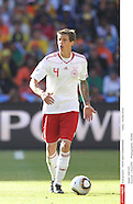 2010 World Cup - Match9 Netherlands v Denmark