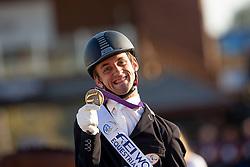 Snikus Rihards, LAT, King Of The Dance<br /> World Equestrian Games - Tryon 2018<br /> © Hippo Foto - Sharon Vandeput<br /> 22/09/2018