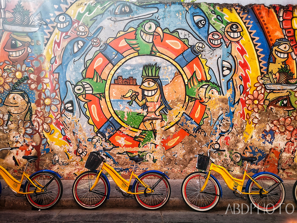 cof Cartagena, Colombia, South America