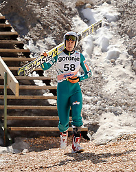 20.03.2014, Planica, Ratece, SLO, FIS Weltcup Ski Sprung, Planica, Qualifikation, im Bild Piotr Zyla // Piotr Zyla during the qualifikation of the mens individual large Hill of the FIS Ski jumping Worldcup Cup finals at Planica in Ratece, Slovenia on 2014/03/20. EXPA Pictures © 2014, PhotoCredit: EXPA/ Newspix/ Irek Dorozanski<br /> <br /> *****ATTENTION - for AUT, SLO, CRO, SRB, BIH, MAZ, TUR, SUI, SWE only*****