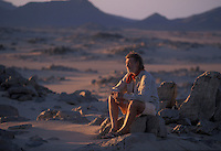 Chef Pierre Gagnaire in the Algerian Sahara