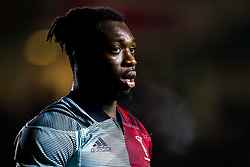 Gabriel Ibitoye of Harlequins - Mandatory by-line: Robbie Stephenson/JMP - 30/11/2018 - RUGBY - Twickenham Stoop - London, England - Harlequins v Exeter Chiefs - Gallagher Premiership Rugby