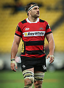 Luke Whitelock of Canterbury during the Mitre 10 Cup rugby match between the Wellington Lions & Canterbury at Westpac Stadium, Wellington. Friday 23rd August 2019. Copyright Photo: Grant Down / www.Photosport.nz