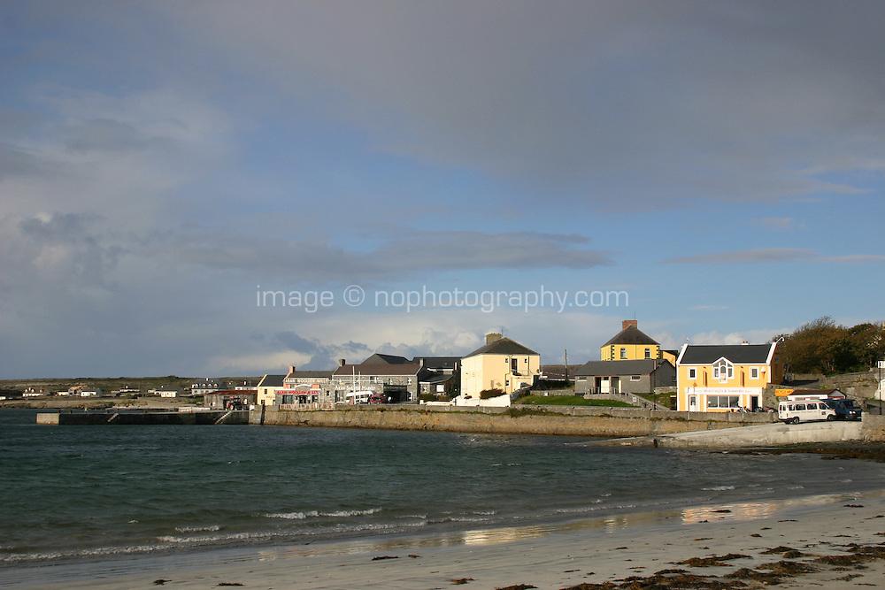 Kilronan Inis Mor the Aran Islands county Galway