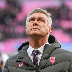 16,02,2019  Top 14 Stade Francais and Lyon OU