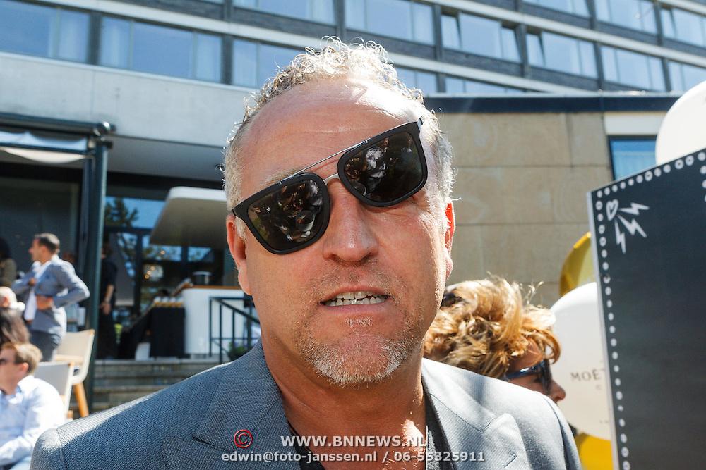 NLD/Amserdam/20150604 - Uitreiking Talkies Terras Award 2015 en onthulling cover, Gordon