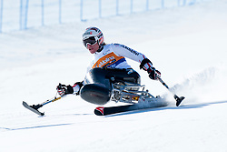 RABLE Romain, AUT, Giant Slalom, 2013 IPC Alpine Skiing World Championships, La Molina, Spain