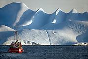 Iceberg, Baffin Bay, Greenland
