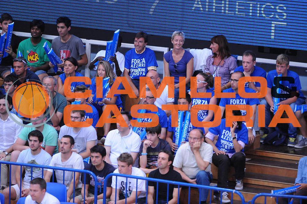 DESCRIZIONE : Trento Trentino Basket Cup Italia Georgia<br /> GIOCATORE : Tifosi<br /> CATEGORIA : Tifosi<br /> SQUADRA : Nazionale Italia Maschile<br /> EVENTO :  Trento Trentino Basket Cup<br /> GARA : Italia Georgia<br /> DATA : 07/08/2013<br /> SPORT : Pallacanestro<br /> AUTORE : Agenzia Ciamillo-Castoria/Max.Ceretti<br /> Galleria : FIP Nazionali 2013<br /> Fotonotizia : Trento Trentino Basket Cup Italia Georgia<br /> Predefinita :