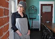 Donna Picard chef/owner of Maison de Manger on Thursday, March 9, 2017. <br /> <br /> <br /> <br /> [T&amp;G Staff/Christine Hochkeppel]