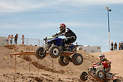2006 ITP Quadcross Round 3, Race 10 at ACP in Buckeye, Arizona.