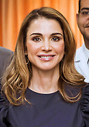Queen Rania - Doctors Of Jordan Free Medical Day