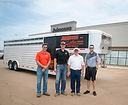 2016 Dairy Trailer Donation from Johnson's of Kingfisher