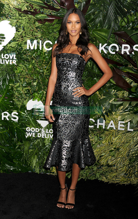 October 17, 2017 - New York City, New York, USA - 2017.10/16/17.Lais Ribeiro at The 11th Annual God''s Love We Deliver Golden Heart Awards in New York City. (Credit Image: © Starmax/Newscom via ZUMA Press)