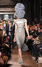 Giles A/W 2012 show at London Fashion Week