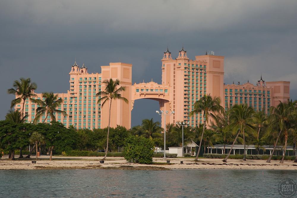 Atlantis on Paradise Island, Bahamas.