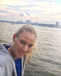 "Angelique Kerber releases a photo on Instagram with the following caption: ""Hey there #NewYork\ud83d\uddfdThis city brings back so many memories \ud83e\udd17\ud83d\ude18! #TeamAngie #USOpen"". Photo Credit: Instagram *** No USA Distribution *** For Editorial Use Only *** Not to be Published in Books or Photo Books ***  Please note: Fees charged by the agency are for the agency's services only, and do not, nor are they intended to, convey to the user any ownership of Copyright or License in the material. The agency does not claim any ownership including but not limited to Copyright or License in the attached material. By publishing this material you expressly agree to indemnify and to hold the agency and its directors, shareholders and employees harmless from any loss, claims, damages, demands, expenses (including legal fees), or any causes of action or allegation against the agency arising out of or connected in any way with publication of the material."