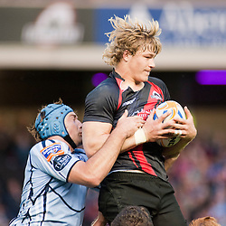 Edinburgh Rugby v Cardiff Blues | RaboDirect Pro12 League | 02 September 2011