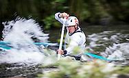 ,NZ Open kayaking, Managhao, New Zealand. Saturday, January 21, 2017. Copyright photo: John Cowpland / www.photosport.nz