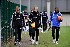 20120104 Brøndby IF starter træning