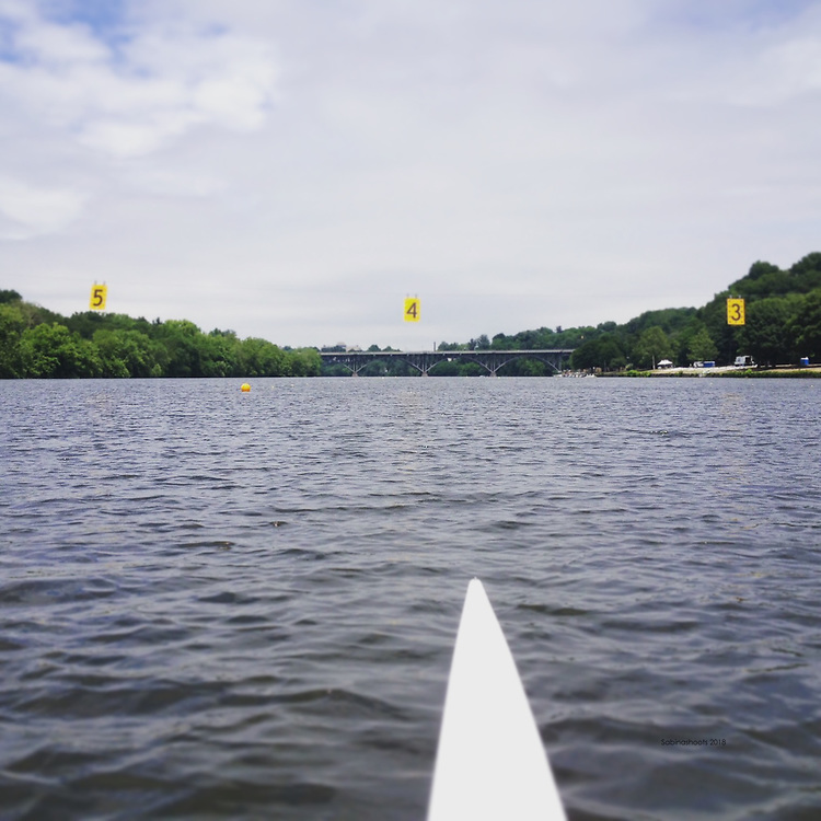 photos of rowing on the schuylkill river in philadelphia taken from a single scull