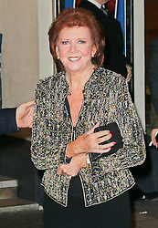 **FILE PICTURE - Singer and presenter Cilla black has died at the age of 72** Cilla Black, I Can't Sing! The X Factor Musical - press night, London Palladium, London UK, 26 March 2014. Photo credit : Richard Goldschmidt/LNP