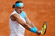 Roland Garros. Paris, France. June 4th 2007..Rafael NADAL against Lleyton HEWITT..