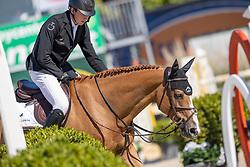 Philippaerts Anthony, BEL, All Right du Genet<br /> Belgisch Kampioenschap Jeugd Azelhof - Lier 2020<br /> © Hippo Foto - Dirk Caremans<br />  30/07/2020