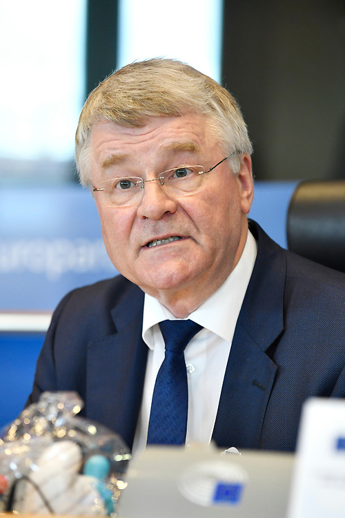 11 May 2017, 123rd Plenary Session of the European Committee of the Regions <br /> Belgium - Brussels - May 2017 <br />  CoR President Markkula <br /> &copy; European Union / Fred Guerdin
