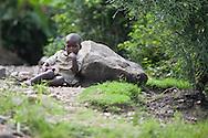 Photo Randy Vanderveen.Kibuye, Rwanda.A Rwandan boy.