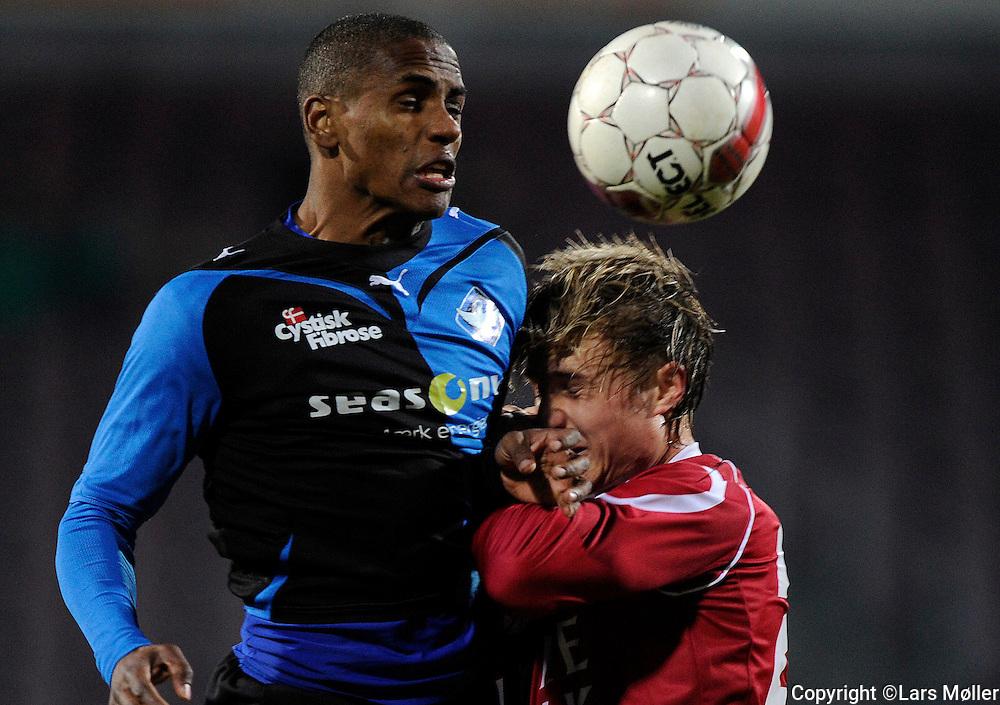 DK:<br /> 20100412, Farum, Danmark:<br /> SAS Liga FC Nordsj&aelig;lland - HB K&oslash;ge: <br /> Quincy Antipas, HB K&oslash;ge, Pierre Bengtsson, FC Nordsj&aelig;lland, FCN.<br /> Foto: Lars M&oslash;ller<br /> UK: <br /> 20100412, Farum, Denmark:<br /> SAS League FC Nordsj&aelig;lland - HB K&oslash;ge: <br /> Quincy Antipas, HB K&oslash;ge, Pierre Bengtsson, FC Nordsj&aelig;lland, FCN.<br /> Photo: Lars Moeller