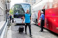 NOVI SAD - 18-08-2016, Vojvodina - AZ, Karadjordje Stadion, AZ speler Ron Vlaar